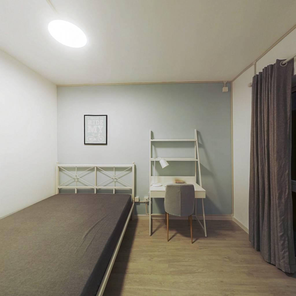 合租·百瑞景中央生活区五期东区 3室1厅 南卧室图