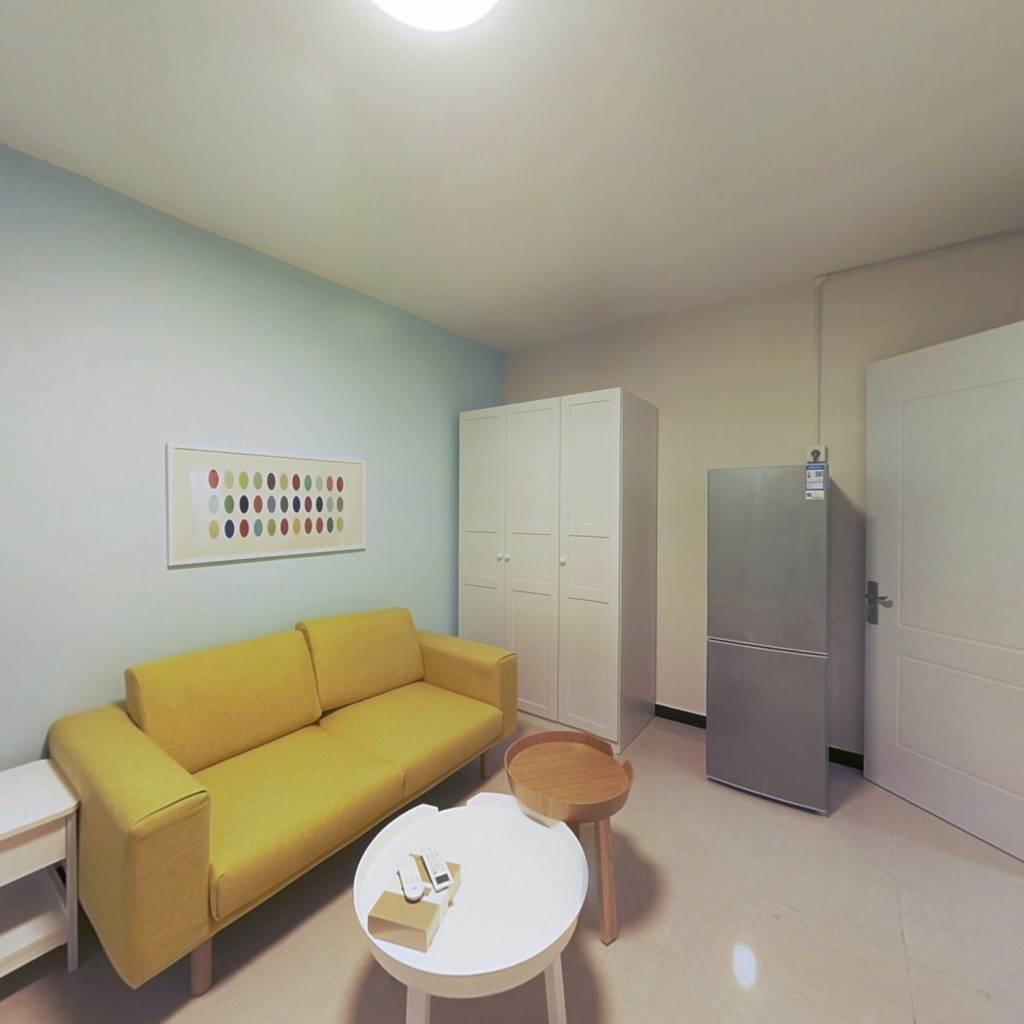 整租·复康里 1室1厅 南卧室图