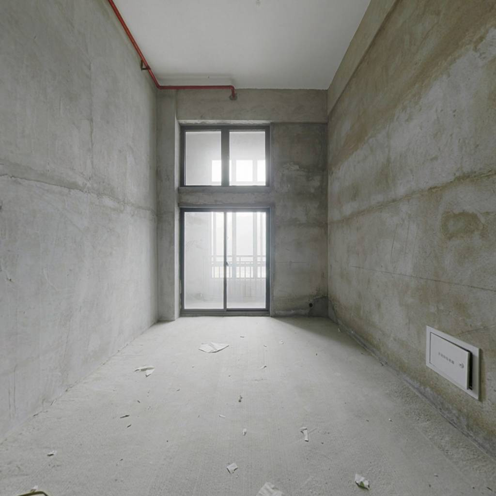 鼓楼西,复式公寓,层高5米,有证,凤翔商务公馆