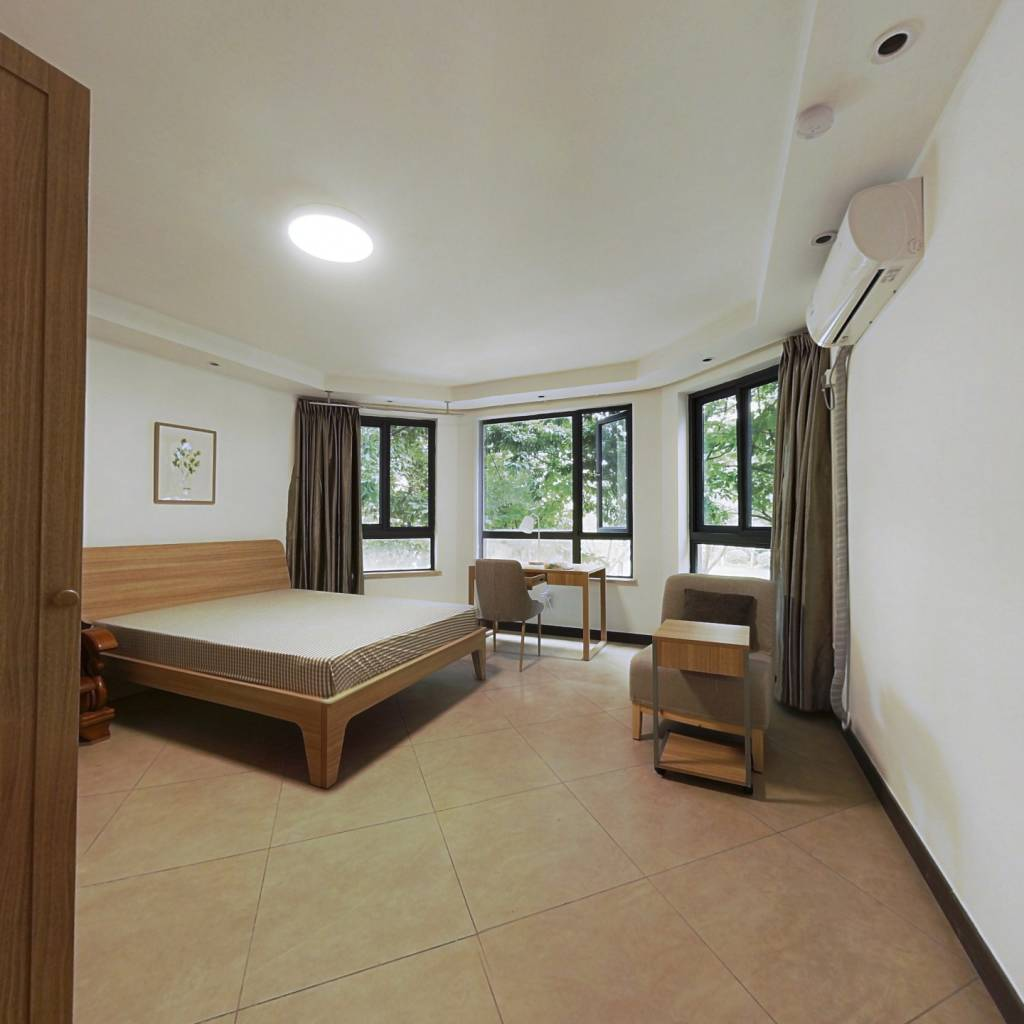 合租·云溪香山 5室1厅 南卧室图