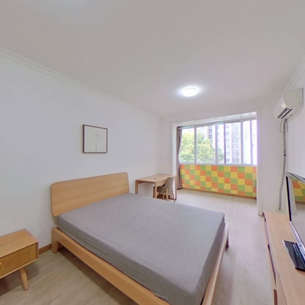 整租·双峰路8弄 2室1厅 东卧室图