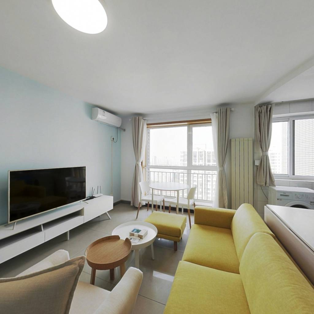 整租·北京新天地一期 1室1厅 北卧室图