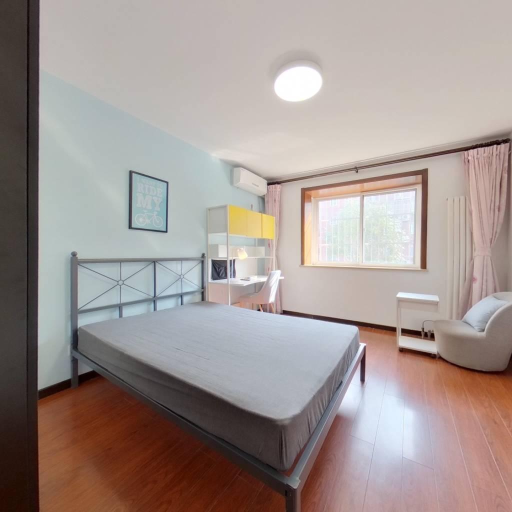 合租·金惠园三里 3室1厅 北卧室图