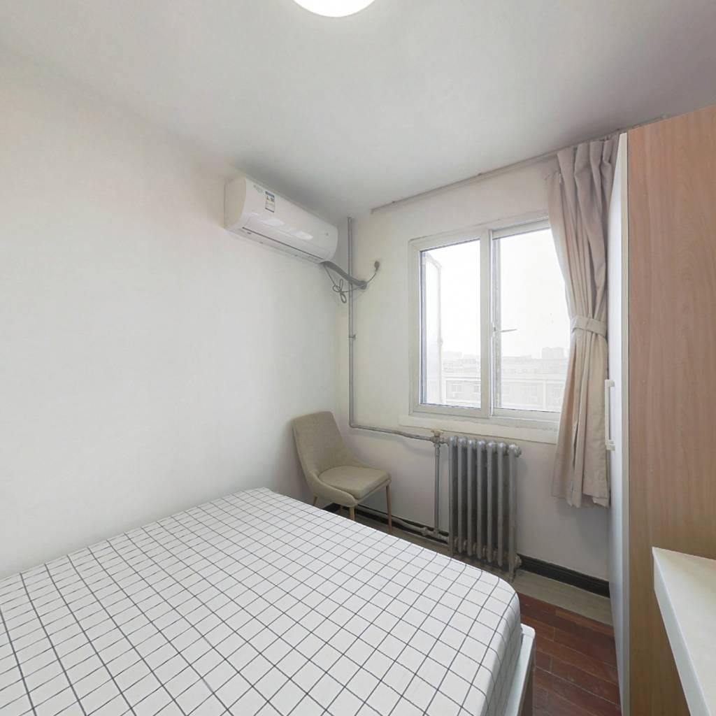 合租·福顺里 3室1厅 北卧室图