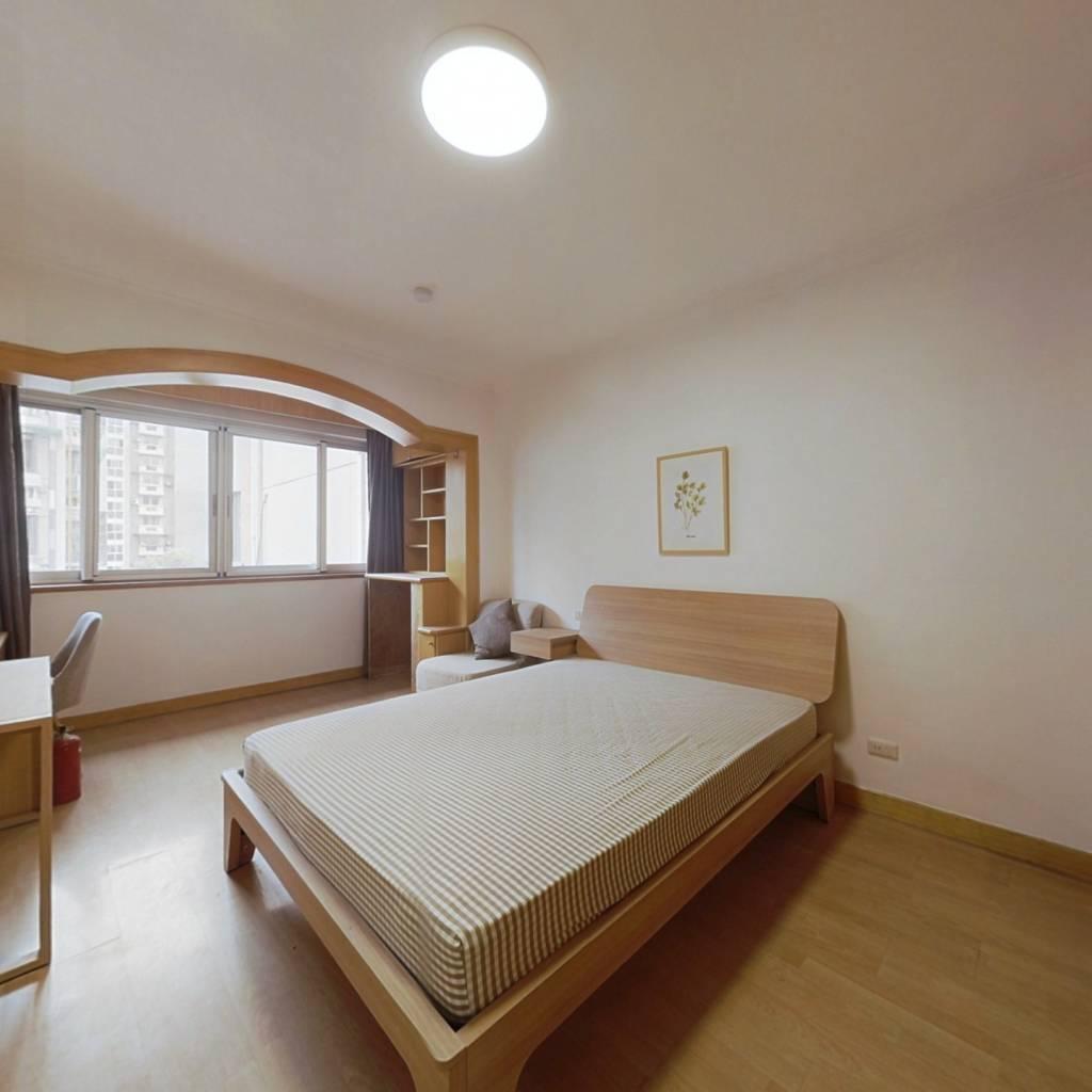 合租·耀江福村 3室1厅 南卧室图