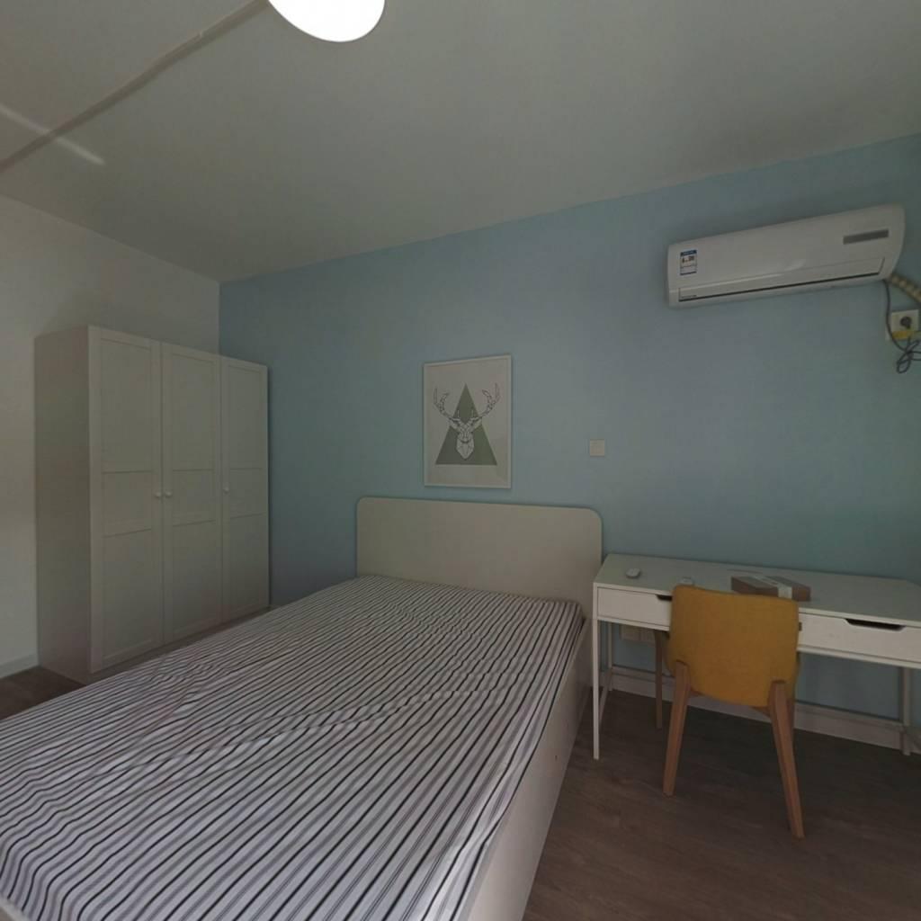 整租·润德里 2室1厅 南北卧室图