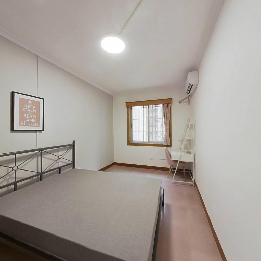 合租·淘金坑 3室1厅 北卧室图