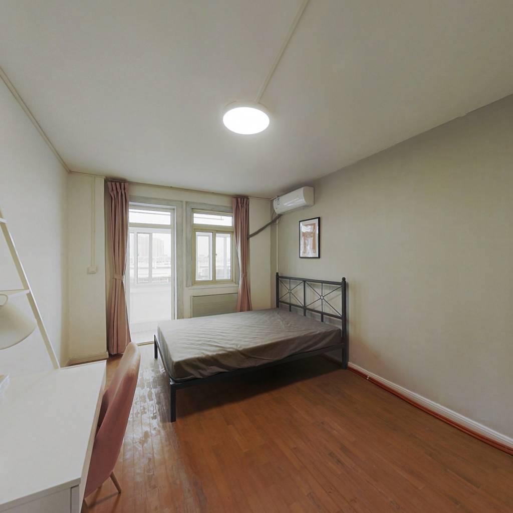 合租·凤园北里 2室1厅 南卧室图