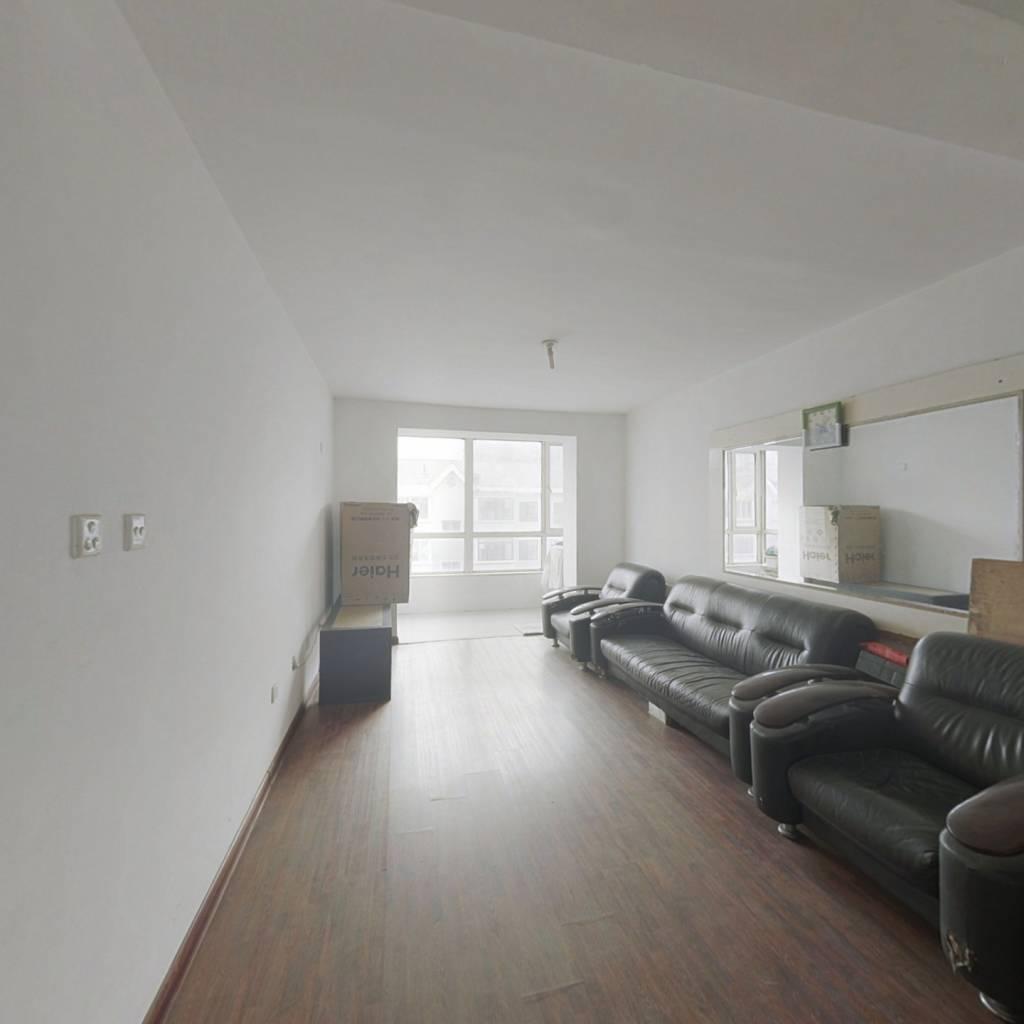 丁香湖畔新城 南北两室 大面积 看房方便