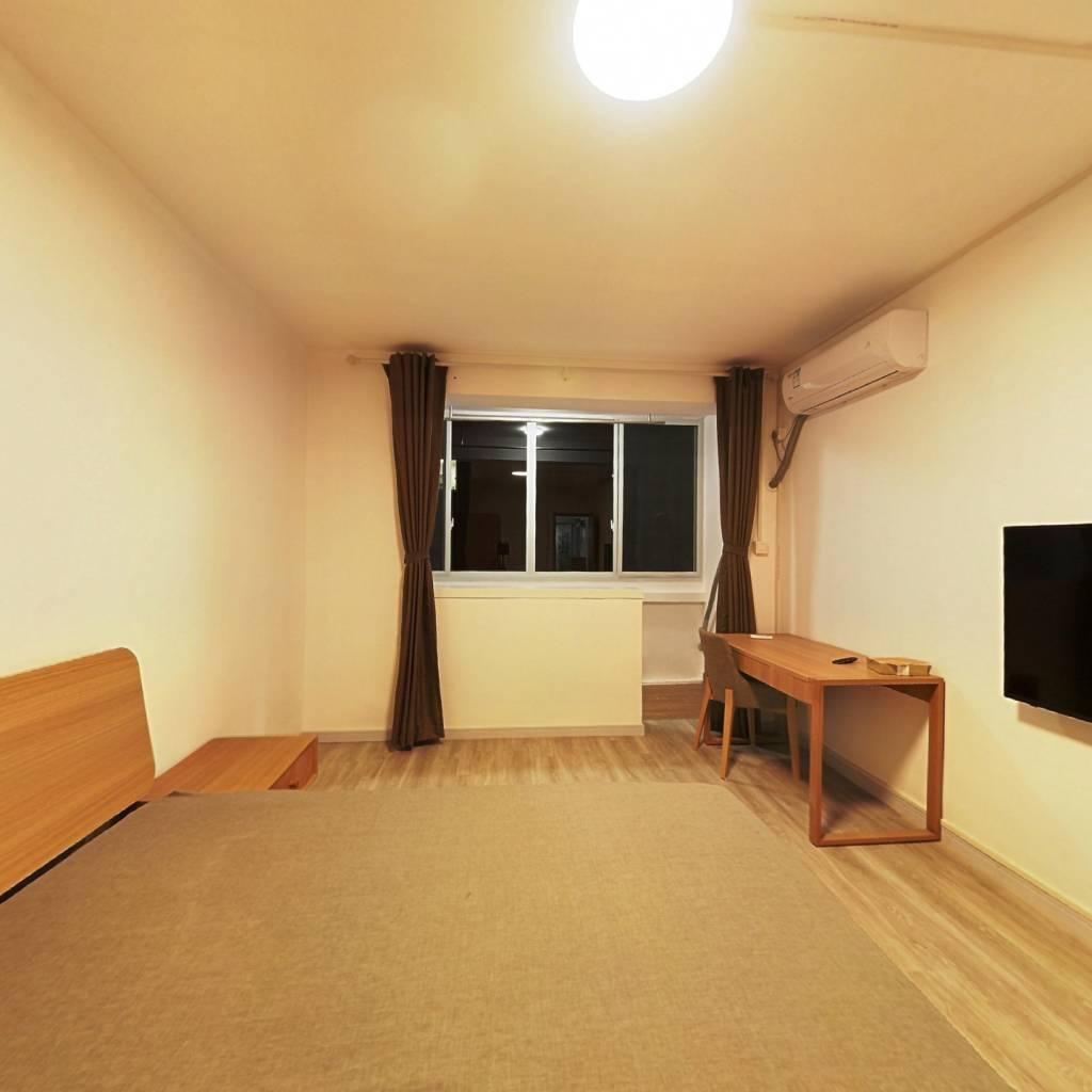 整租·济阳一村 1室1厅 南卧室图