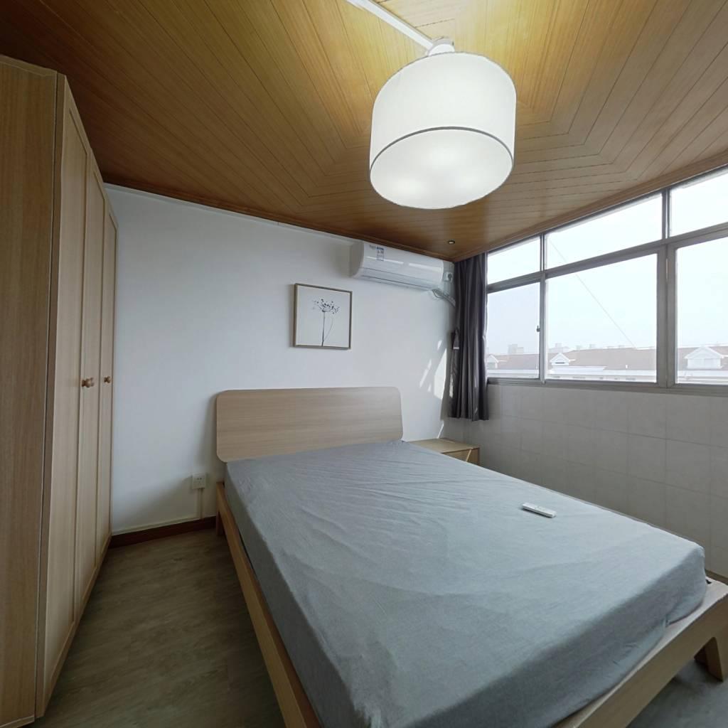 整租·齐河花苑 2室1厅 南北卧室图