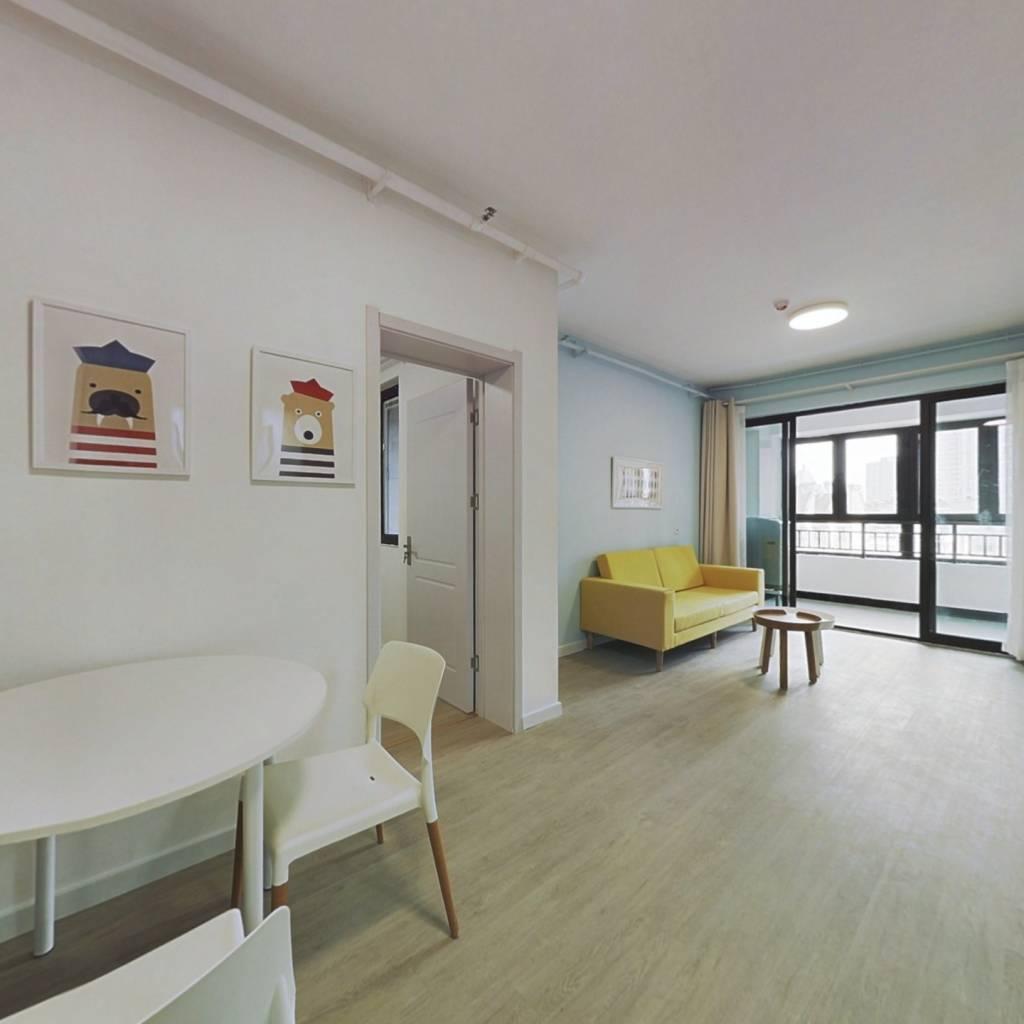 整租·恒盛金陵湾 2室1厅 南卧室图