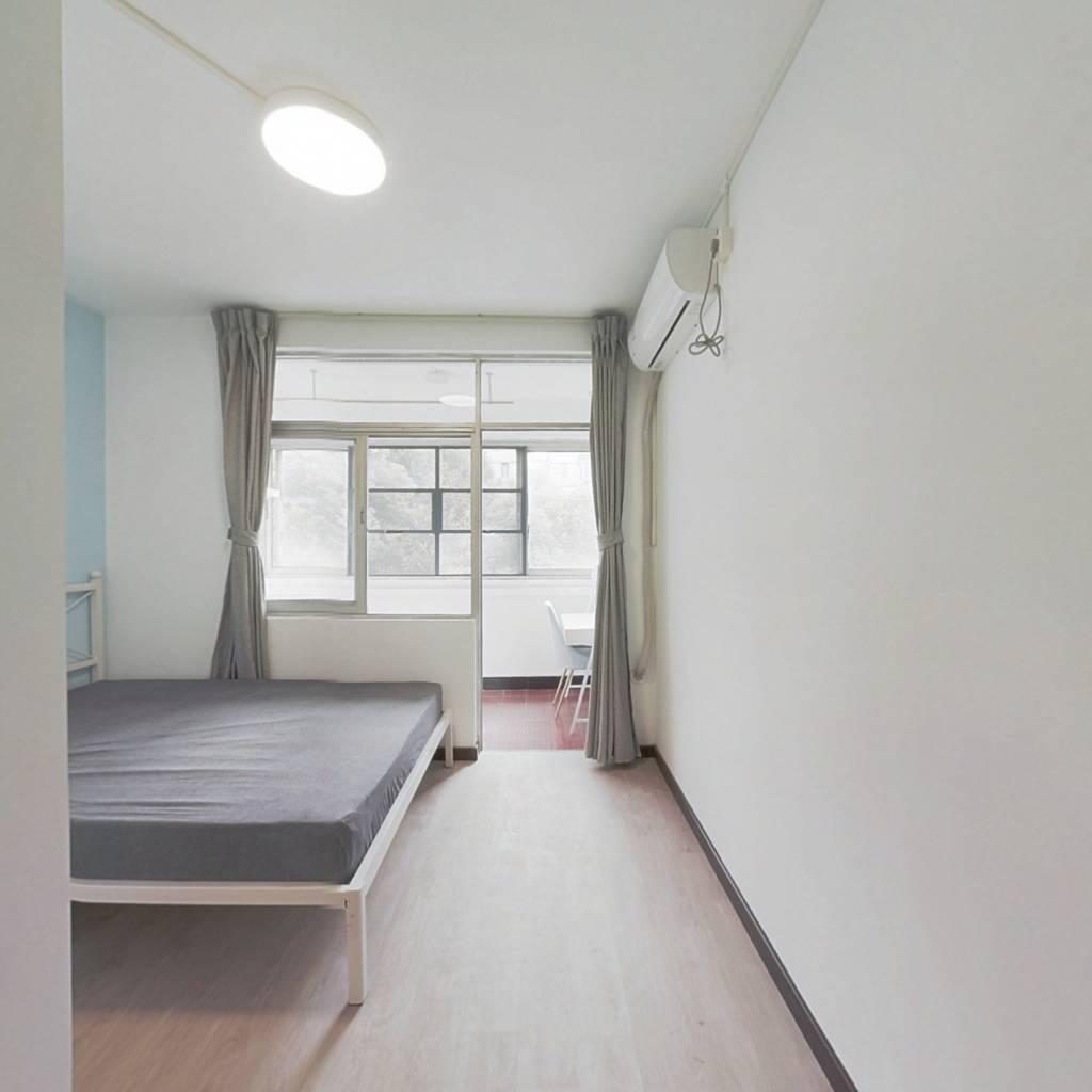 合租·祥和苑 3室1厅 南卧室图