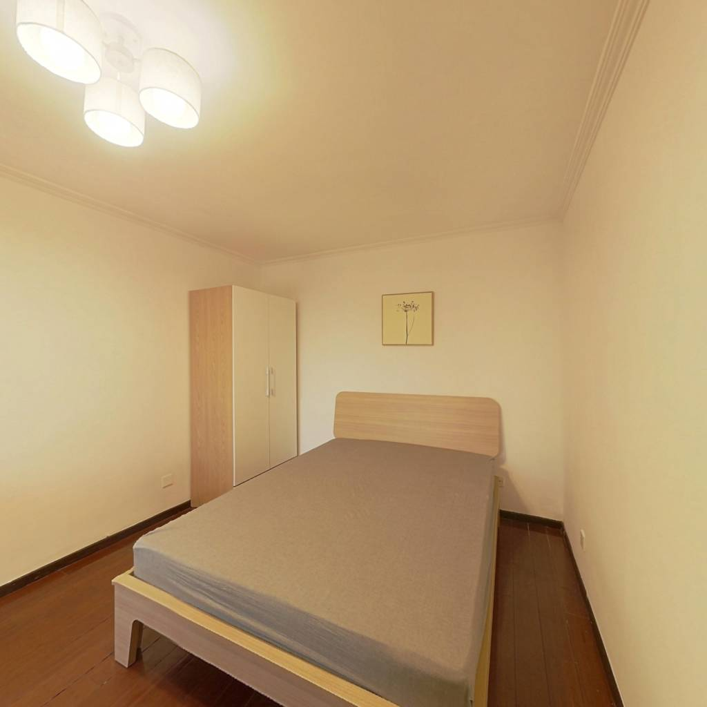 整租·京通苑 2室1厅 东南卧室图