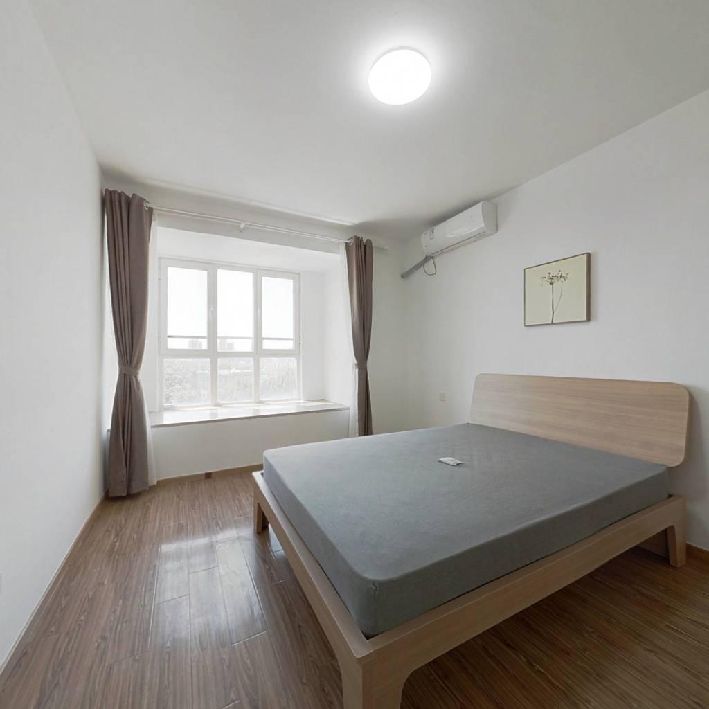 整租·华业东方玫瑰D区 2室1厅 东西卧室图