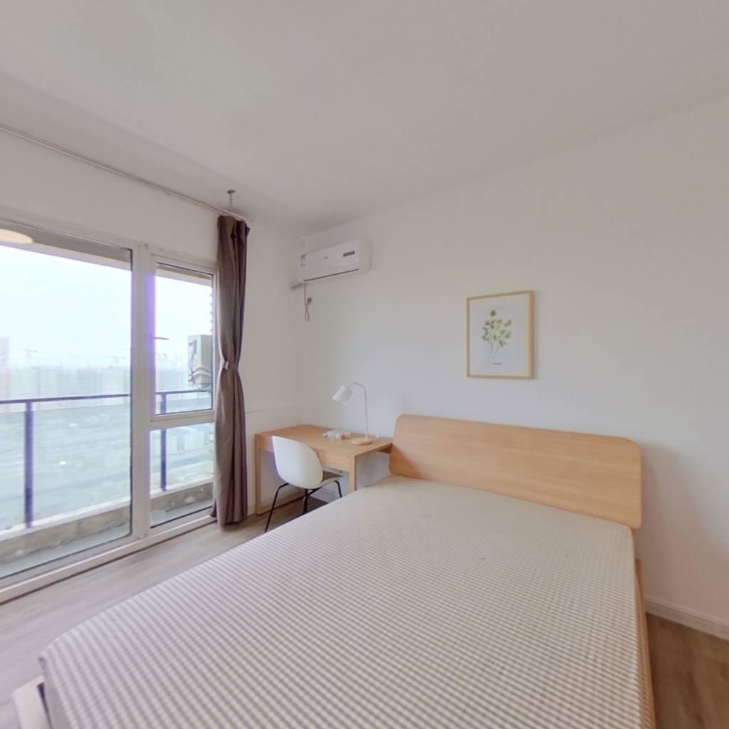 合租·大华海派风范 5室1厅 北卧室图
