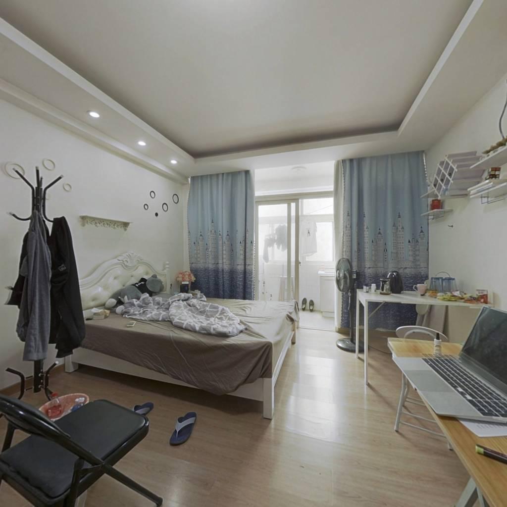泰禾商圈 海逸国际 单身公寓43平51.8万,看随时联系