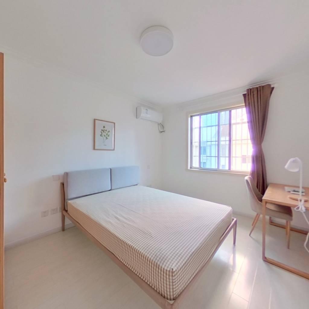 合租·金台三居 3室1厅 南卧室图