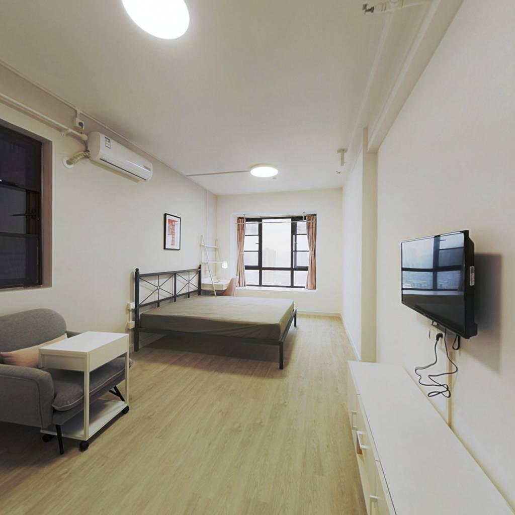 合租·福星华府誉境 3室1厅 南卧室图
