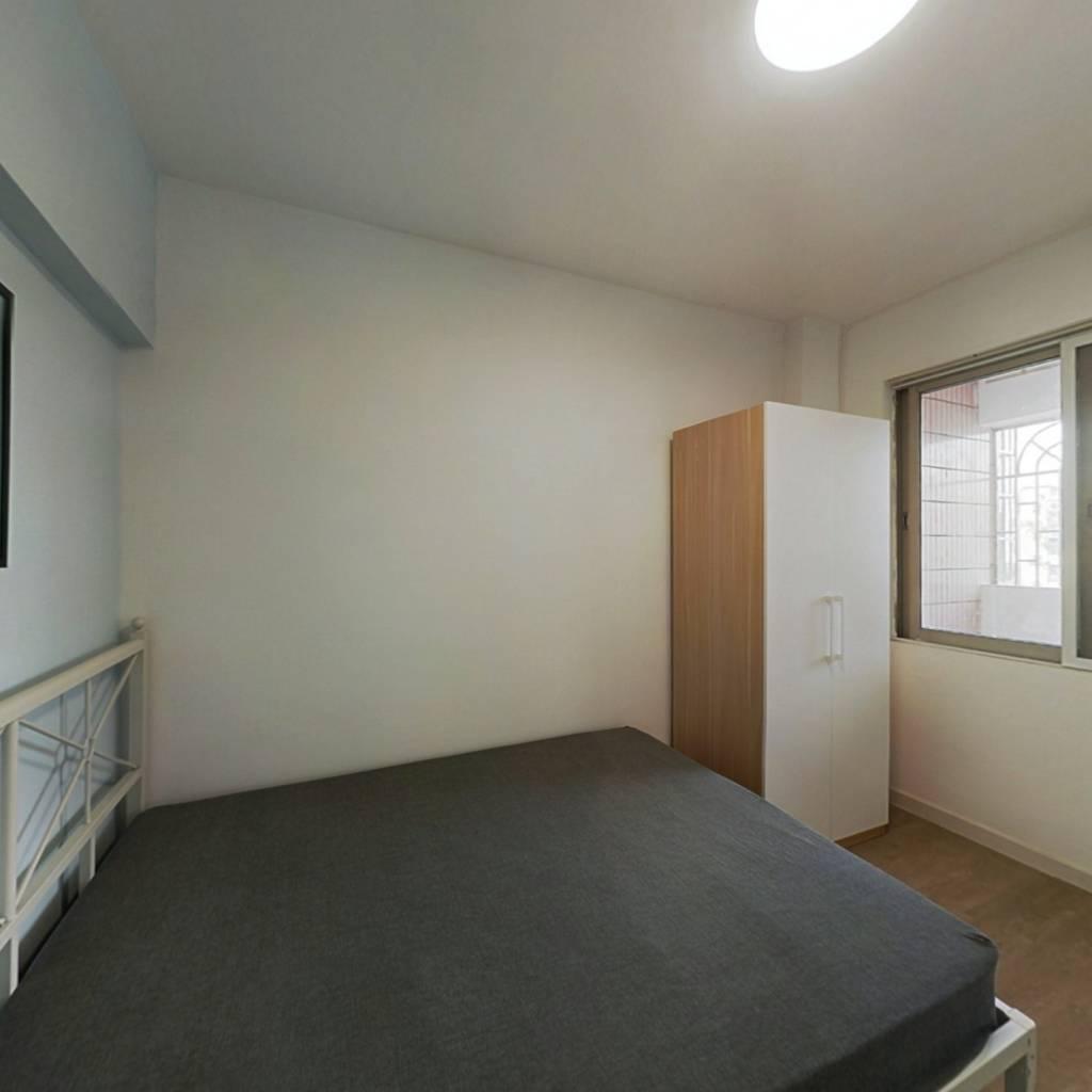 合租·天鹅花苑 3室1厅 西卧室图