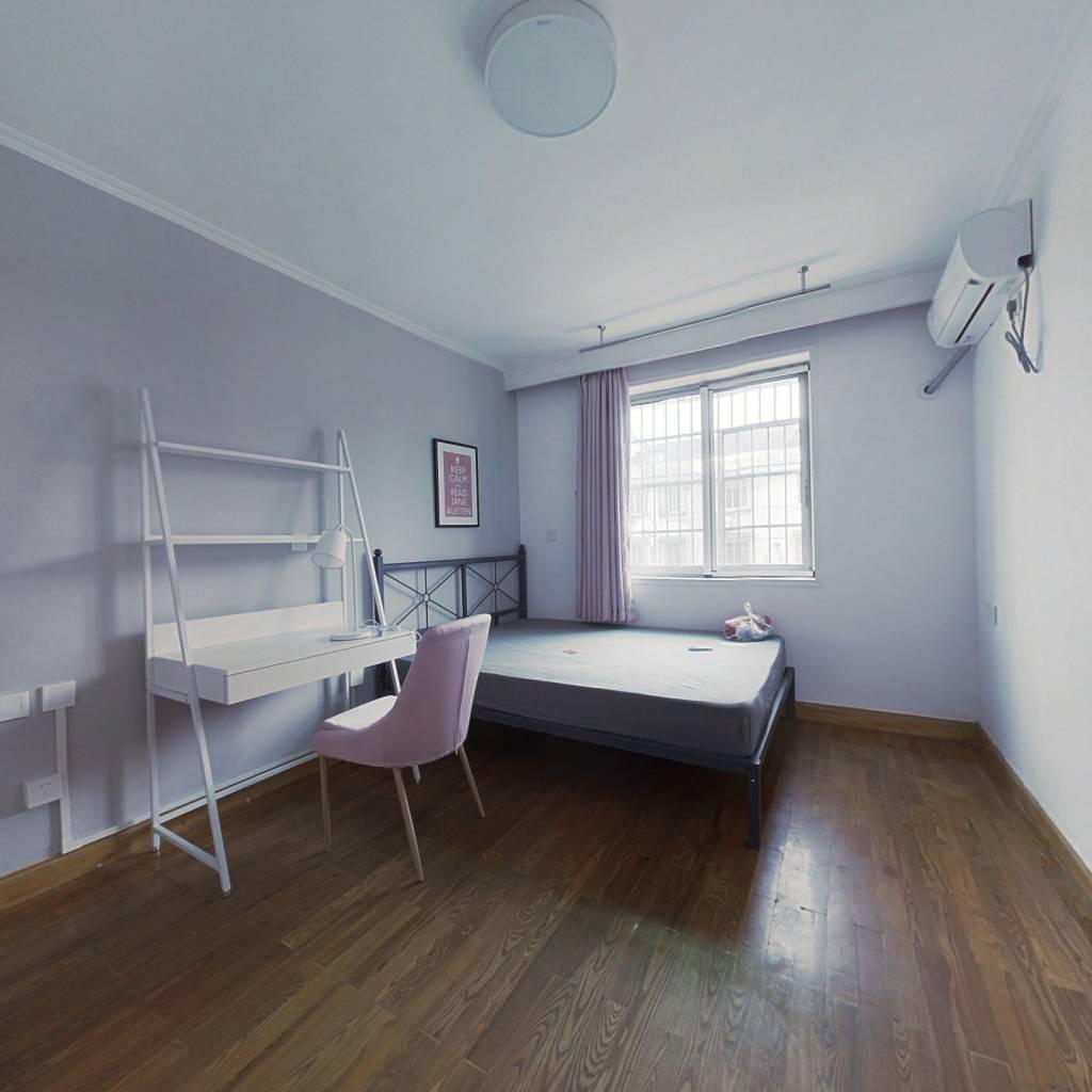 合租·景芳四区 4室1厅 南卧室图