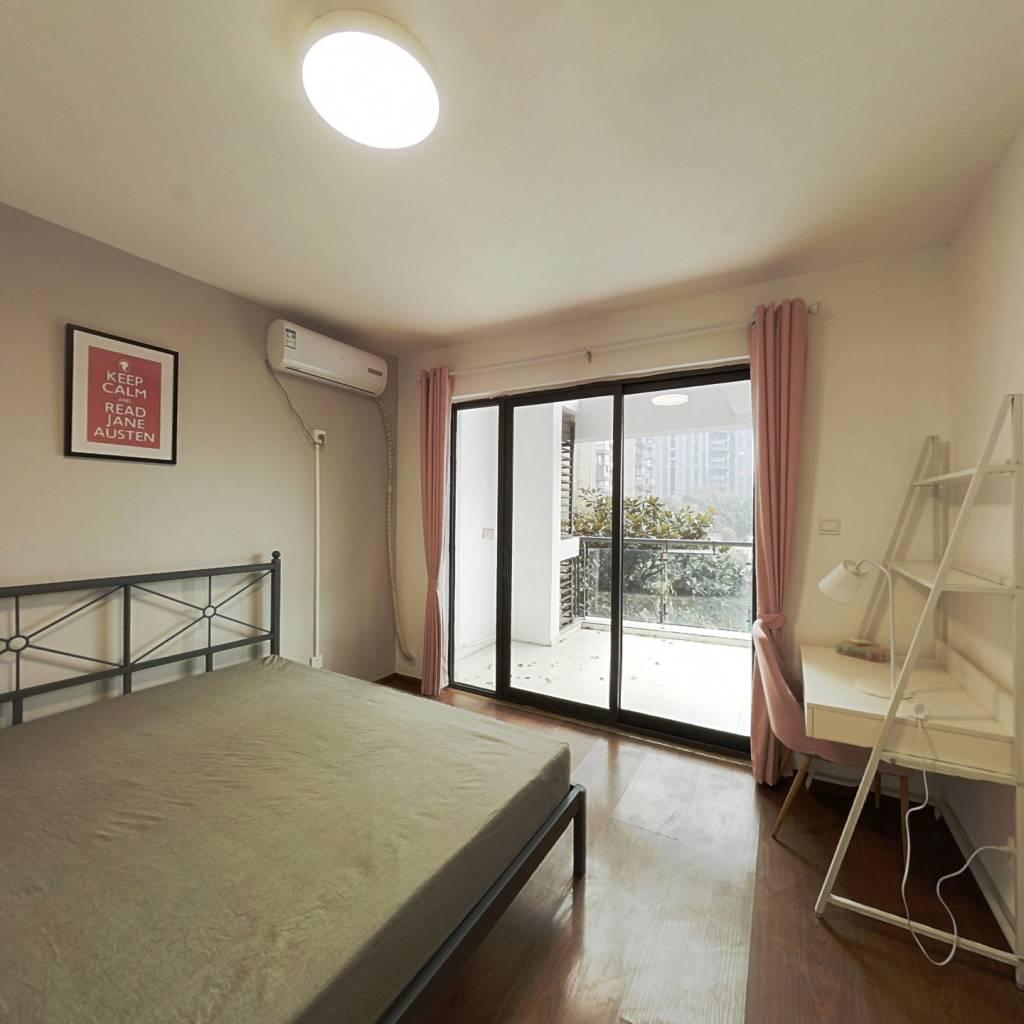 合租·蓝光凯丽美域 3室1厅 东卧室图