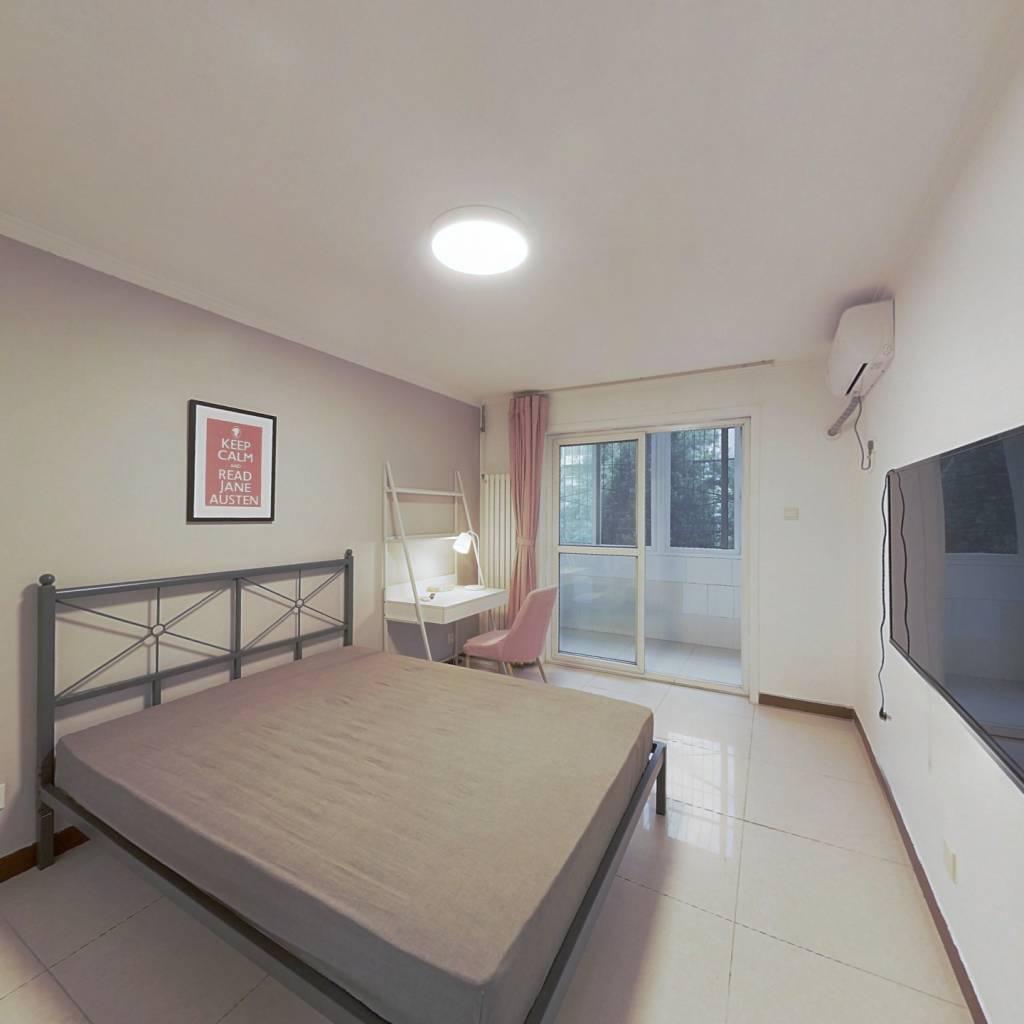 合租·晨欣园 3室1厅 南卧室图