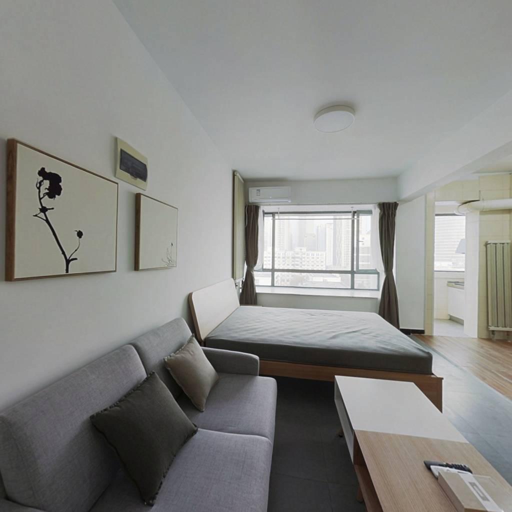 整租·凤仪园 1室1厅 东卧室图
