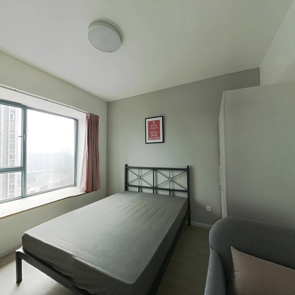合租·东苑A区 4室1厅 南卧室图