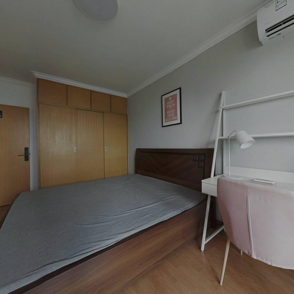 合租·公安局宿舍 3室1厅 东卧室图