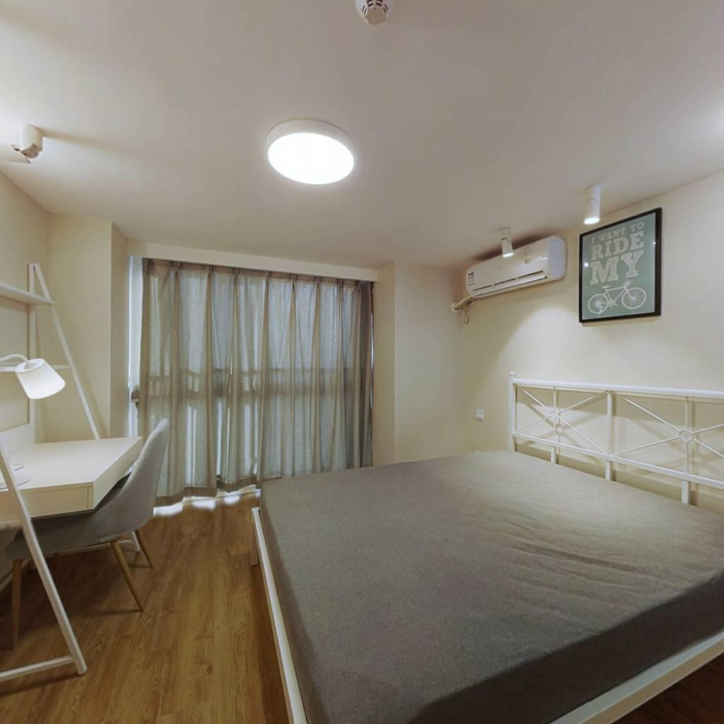 合租·保利堂悦 2室2厅 南卧室图
