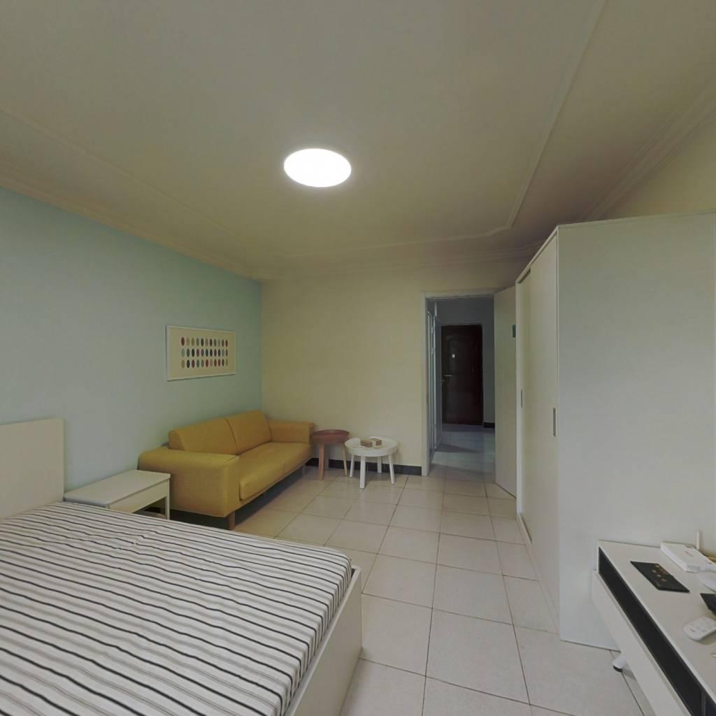 整租·同发里(和平区) 1室1厅 南卧室图