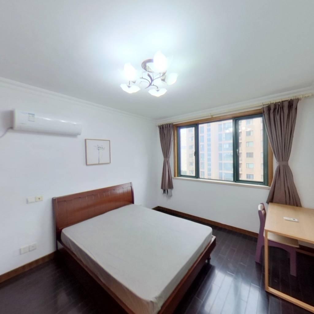 整租·新时代景庭 2室1厅 南卧室图