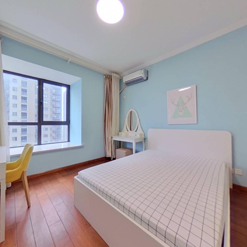 整租·万业紫辰苑 2室1厅 南卧室图