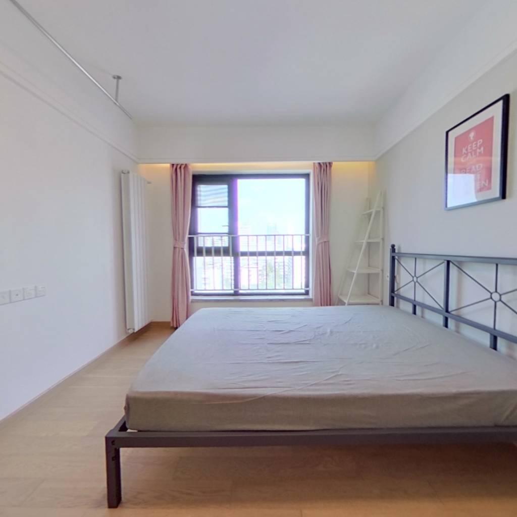 合租·中城悦城二期 4室1厅 北卧室图