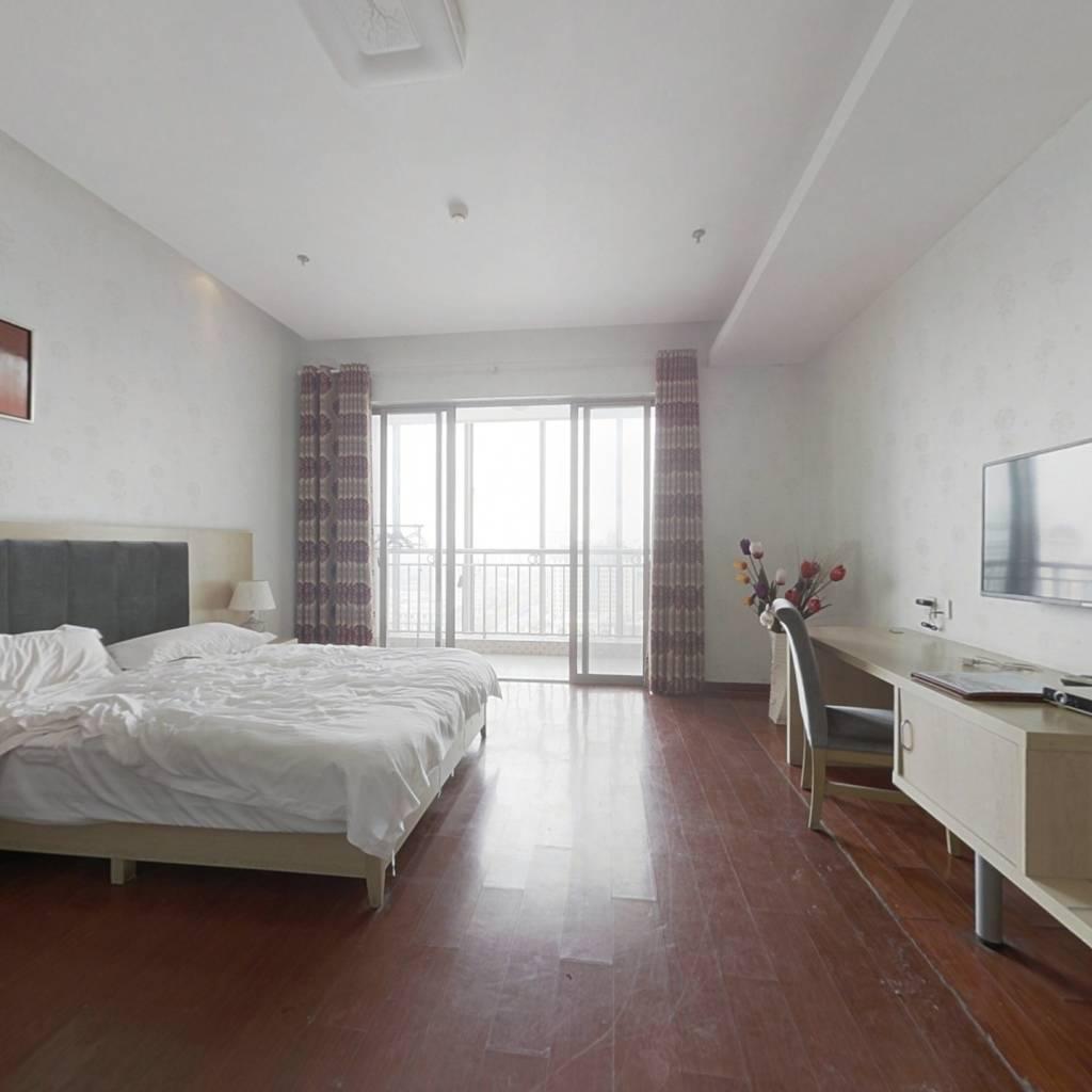 世纪金源国际公寓 1室1厅 南