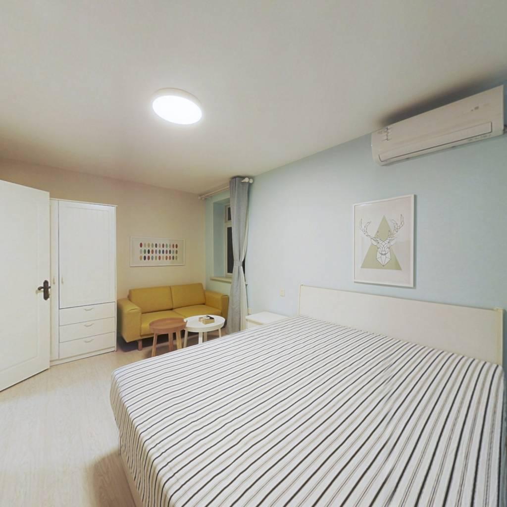 整租·卫安中里 1室1厅 东卧室图