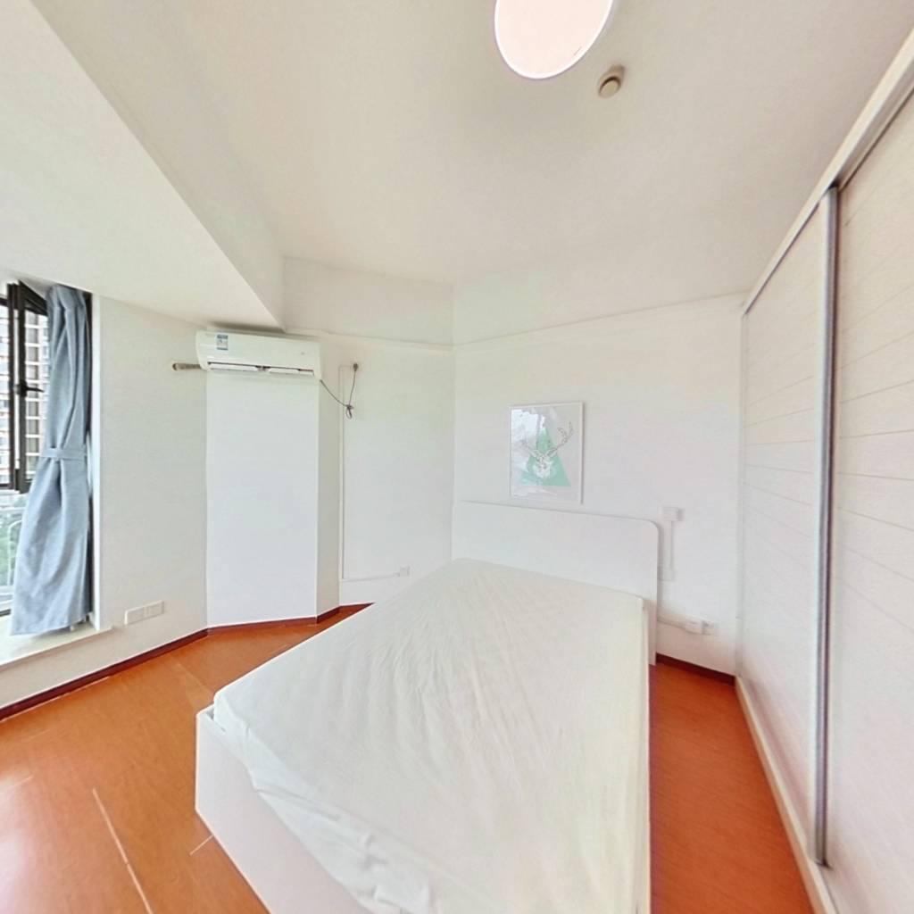 整租·保利公寓 1室1厅 南卧室图