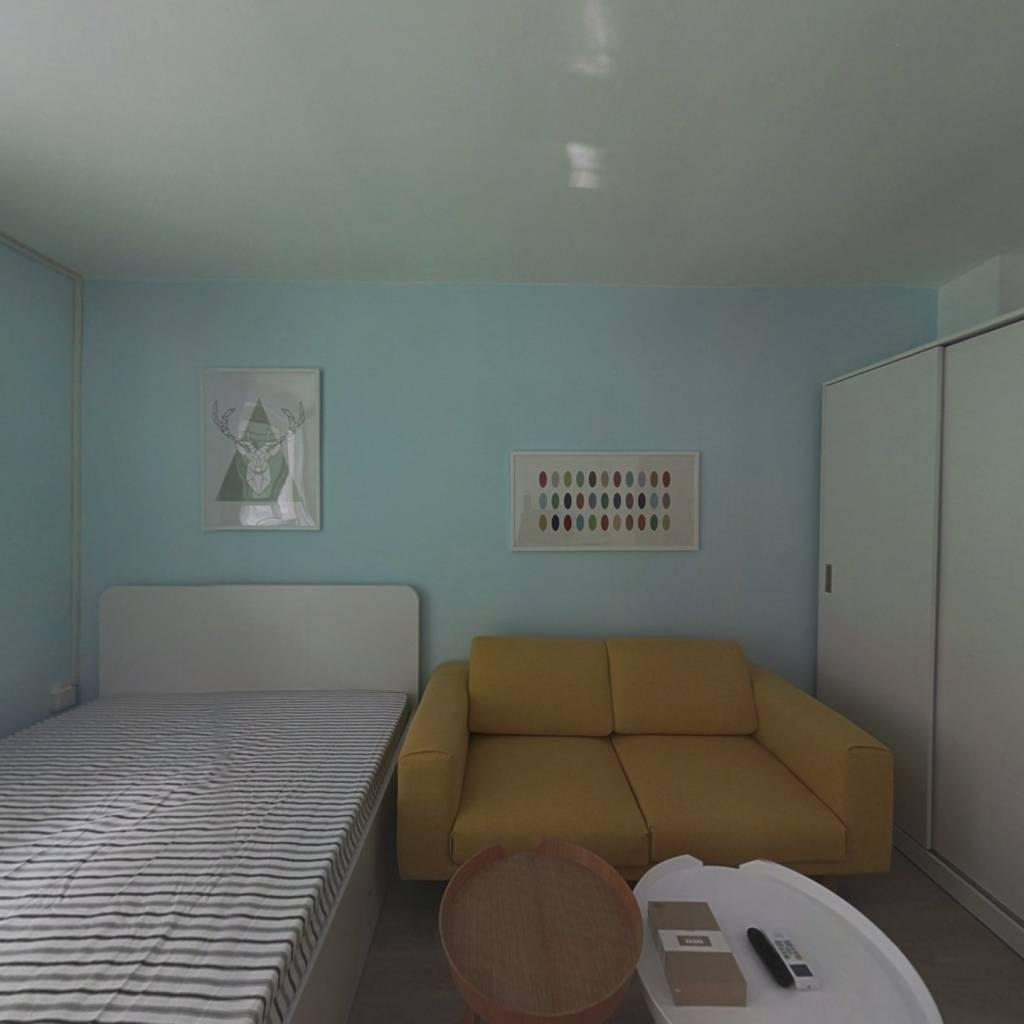 整租·芳古园一区 2室1厅 南北卧室图