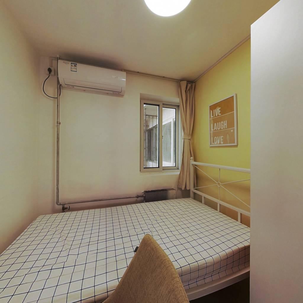 合租·今日家园 3室1厅 南卧室图