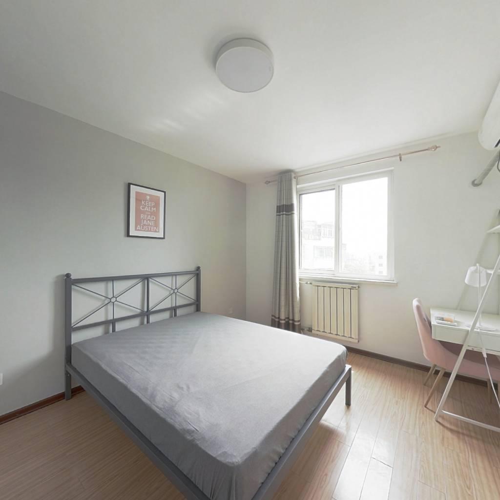 合租·艺术家园 3室1厅 北卧室图