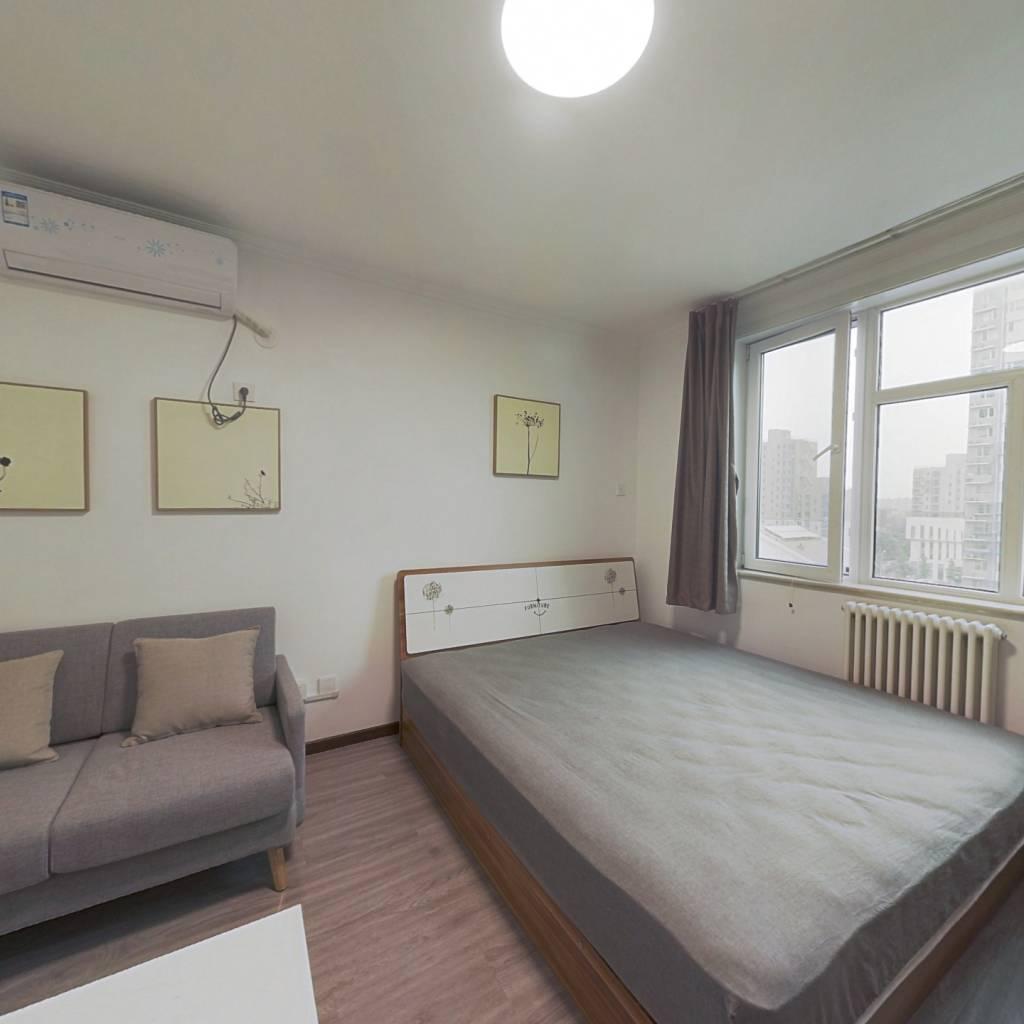 整租·怡和世家 2室1厅 南卧室图