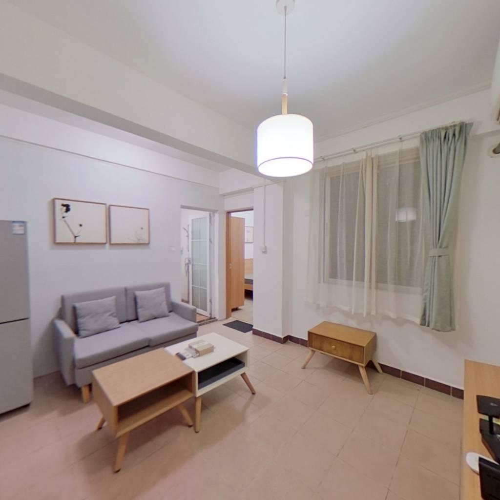 整租·晓港湾 1室1厅 北卧室图