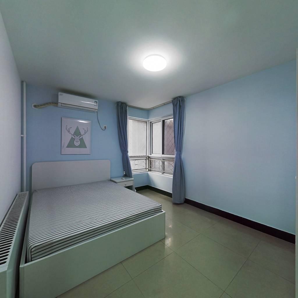 整租·新纪家园 2室1厅 东卧室图