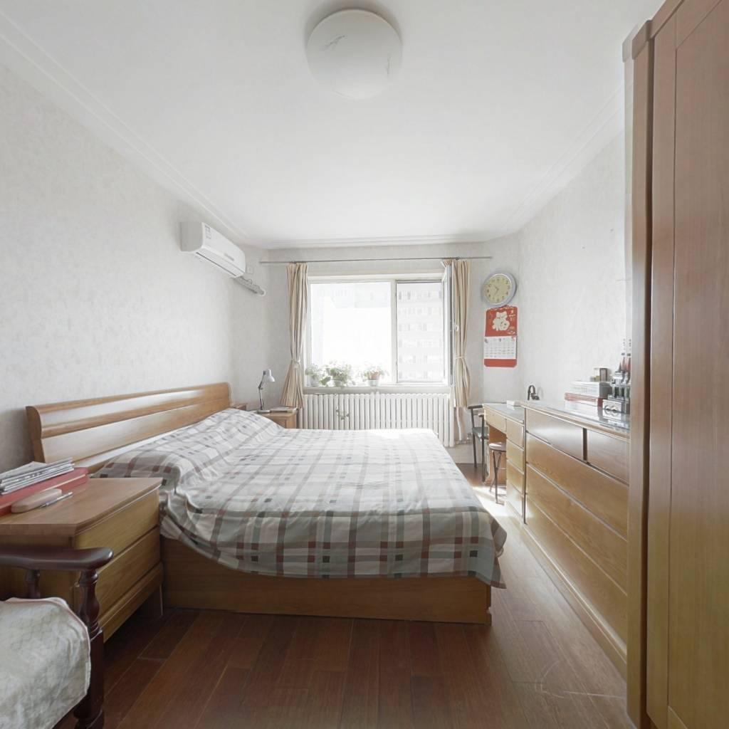 牡丹园塔院小区消夏园南向有客厅两居,满五年公房