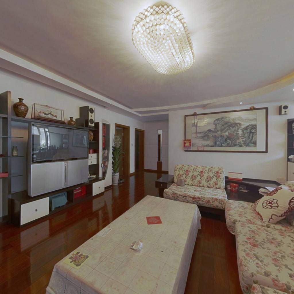 中间楼层,大四房,精装修,南北通透,房东诚心出售