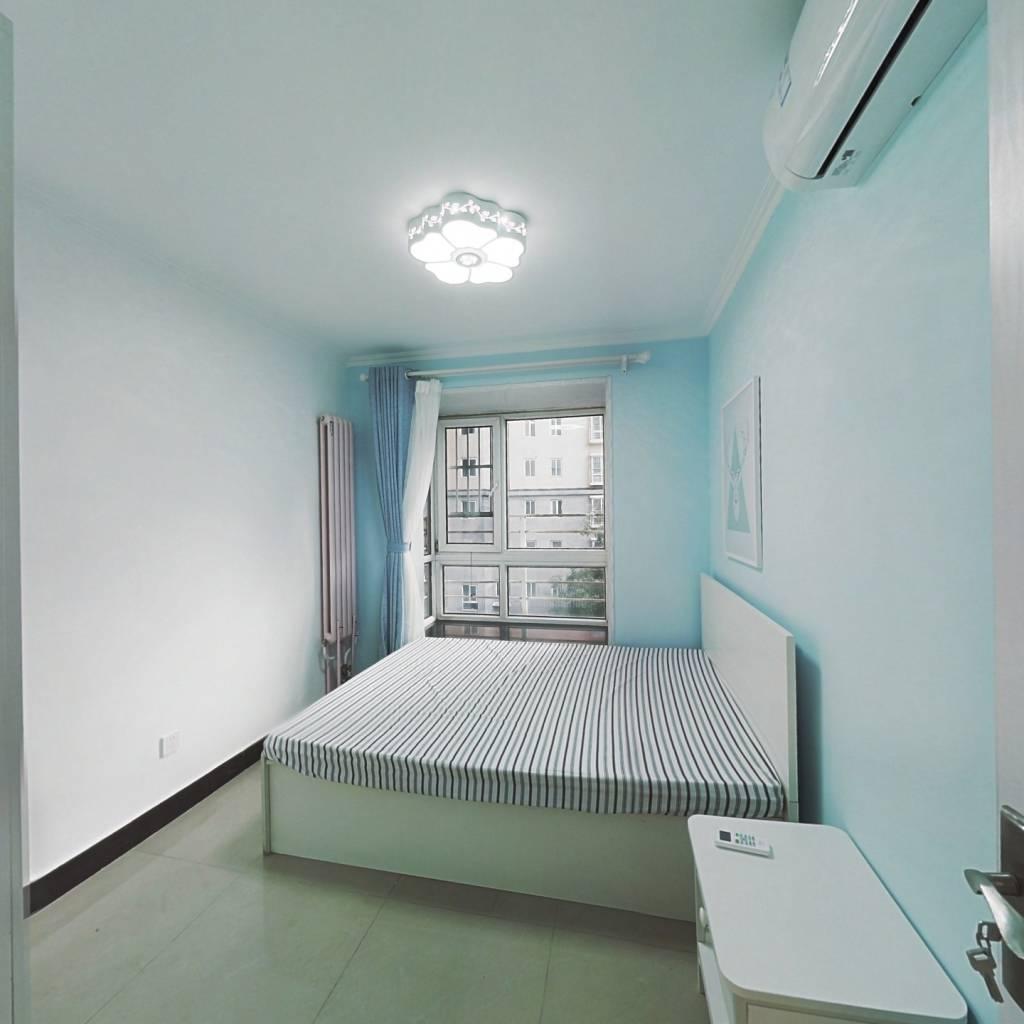 整租·朝阳无限 2室1厅 西卧室图