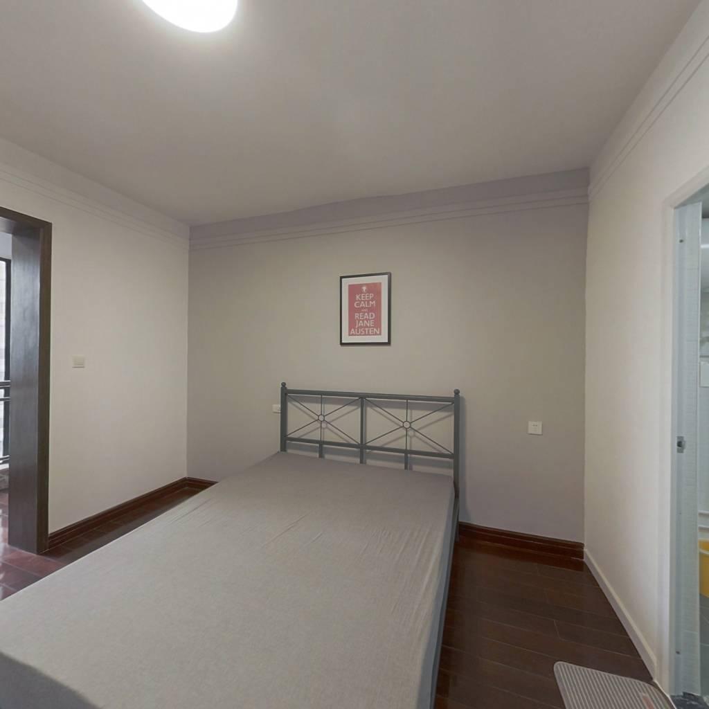 合租·江山如画一期 4室1厅 南卧室图