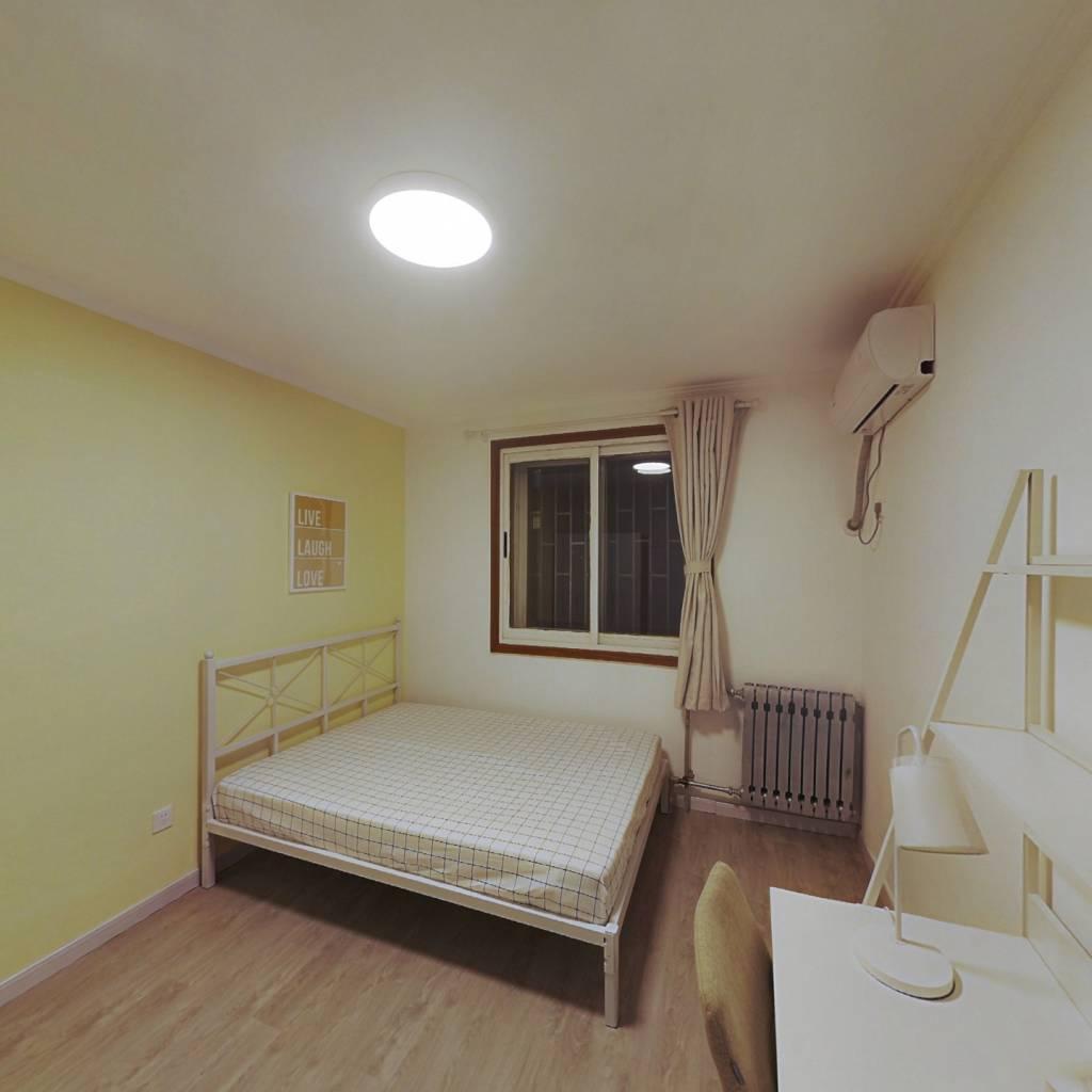 合租·程华里 3室1厅 南卧室图
