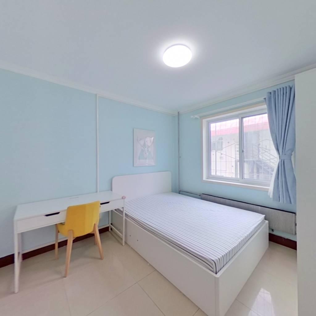 整租·和平街十三区 2室1厅 南卧室图